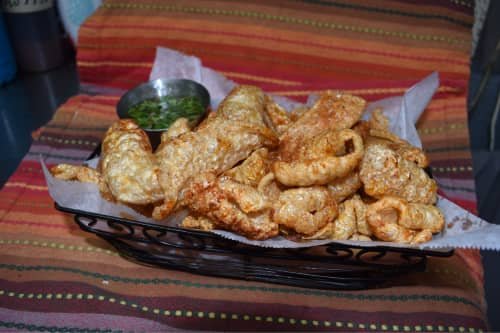 CHICHARRON CHIPS